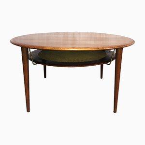 Tavolino da caffè nr. 515 Mid-Century di Peter Hvidt & Orla Mølgaard-Nielsen per France & Søn