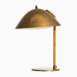 Lámpara de mesa Kypärä vintage de Paavo Tynell para Oy Taito Ab, 1940