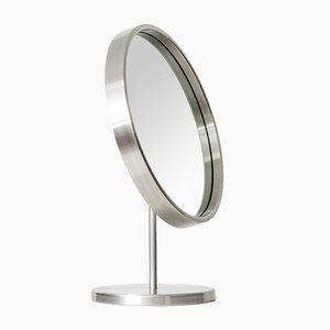 Specchio da tavolo vintage di Coen de Vries per Glasmäster