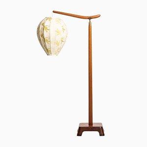 Lámpara de pie sueca vintage