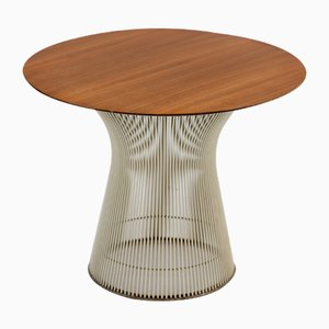 Tavolino modernista di Warren Platner, anni '60