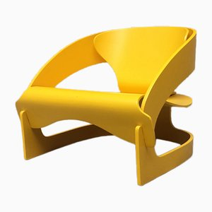 4801/193 Armchair by Joe Colombo for Kartell, 1965
