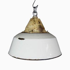 Lampe Industrielle d'Usine, 1940s