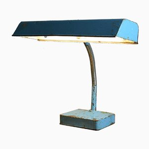 Vintage Industrial Desk Lamp, 1960s