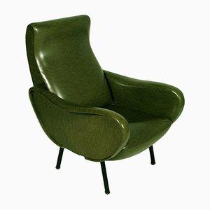 Italienischer Mid-Century Sessel von Marco Zanuso, 1960er