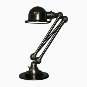 Lampada da terra regolabile di Jean-Louis Domecq per Jieldé, anni '50