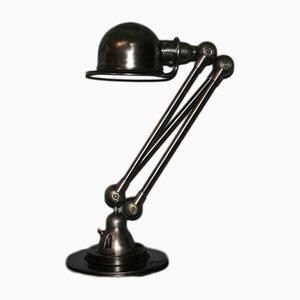 Lámpara de pie articulada de Jean-Louis Domecq para Jieldé, años 50