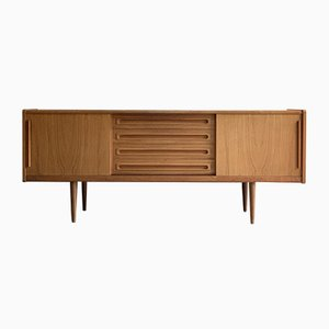 Teak Sideboard by Johannes Andersen for Silkeborg, 1970s