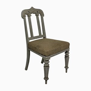 English Gothic Chairs, 1860s, Set of 2