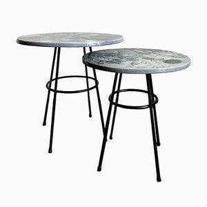 Tavolini da caffè Capperi-Amaaro di Capperidicasa, set di 2