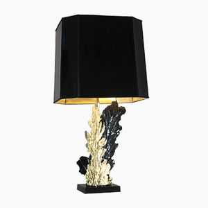 Sculptural Table Lamp by Philippe Cheverny, 1970s