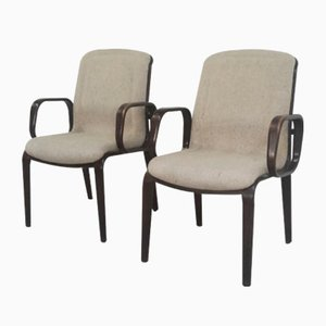 8124 Chairs by STOLL Giroflex for Giroflex, 1980s, Set of 2