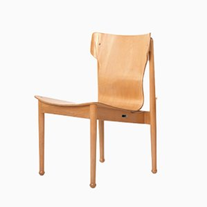 Stacking Chair by Peter Hvidt & Orla Mølgaard-Nielsen for Portex, 1944