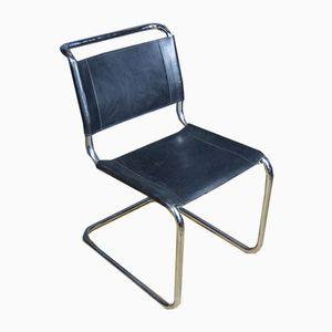 Vintage Modell S33 Stühle von Mart Stam für Thonet, 1970er, 6er Set