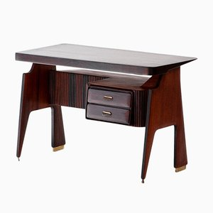 Small Italian Modern Writing Desk by Vittorio Dassi, 1950s