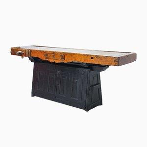 Tavolo da carpentiere, Portogallo, anni '50