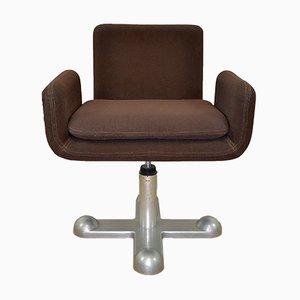 Vintage Italian Desk Chair by Perry King & Santiago Miranda for Planula Agliana, 1970s