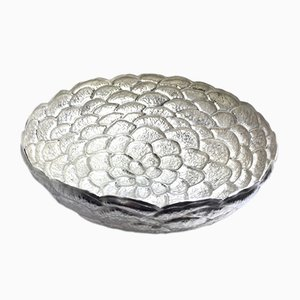 Silver Pine Cone Bowl from Katie Watson