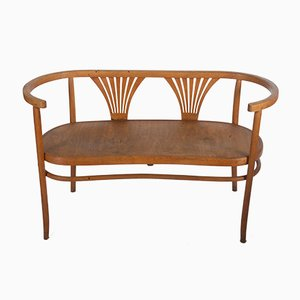 Bentwood Bench by Michael Thonet for Thonet, 1904
