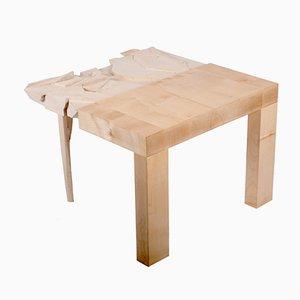B-Side Side Table by Studio Eyal Burstein