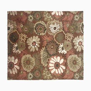 Indischer Vintage Teppich, 1980er