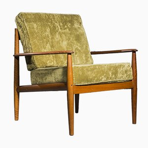 Armchair by Grete Jalk for France & Søn, 1960s