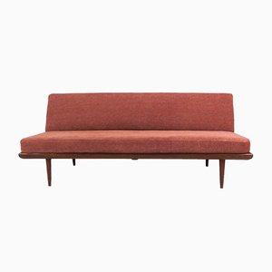 Long Canapé Minerva par Peter Hvidt pour France & Daverkosen, 1950s