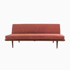 Long Minerva Sofa by Peter Hvidt for France & Daverkosen, 1950s