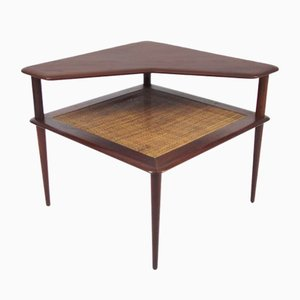 Tavolino Minerva di Peter Hvidt e Orla Mølgaard-Nielsen per France & Søn, anni '50