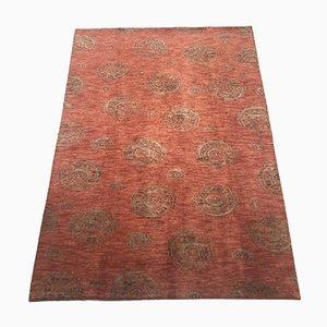 Indischer Vintage Teppich, 1960er