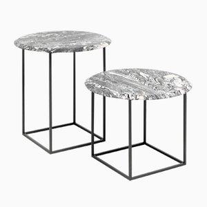 Tavolini MT di Federico Carandini per Epònimo, set di 2