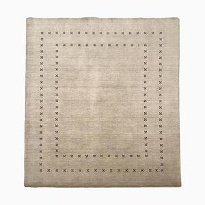 Indischer Vintage Teppich, 1970er