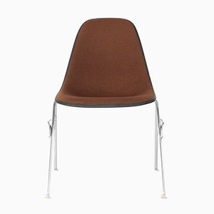 Vintage Upholstered Chair by Charles & Ray Eames for Herman Miller, 1960s