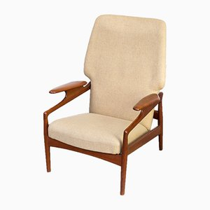Mid-Century American Lounge Chair by John Boné for Advance Design, 1960s