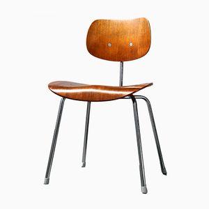 Model SE 68 Teak Chair by Egon Eiermann for Wilde+Spieth, 1980s