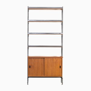 Other Vintage Midcentury Teak Shelving String Ladderax C1960s Perfect In Workmanship