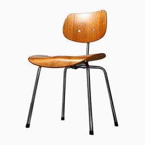 SE68 Stuhl von Egon Eiermann für Wilde + Spieth, 1980er