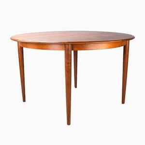 Tavolo da pranzo vintage di Kai Kristiansen per Skovmand & Andersen