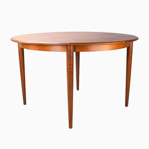 Vintage Dining Table by Kai Kristiansen for Skovmand & Andersen