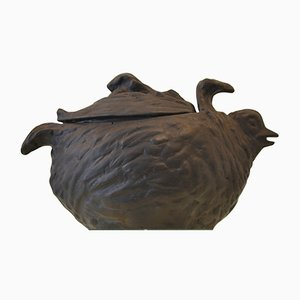 Vintage Teapot by Gabriella Crespi, 1974