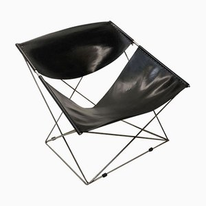 Vintage F675 Butterfly Armchair by Pierre Paulin