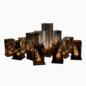 Kaleido Kerzenhalter Set von Arturo Erbsman, 2017, 12er Set