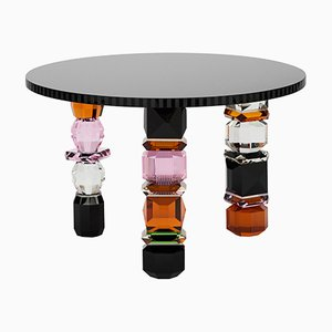 Contemporary Crystal Orlando Table by Reflections Copenhagen