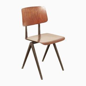 Chaise d'École S16 par Galvanitas, 1960s