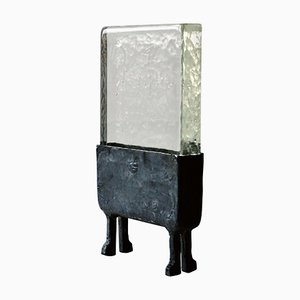 Luminaire N.1 aus Gussglas von JM Szymanski, 2017