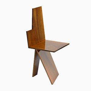 Chaise Mosoo Sculptée par Kaaron