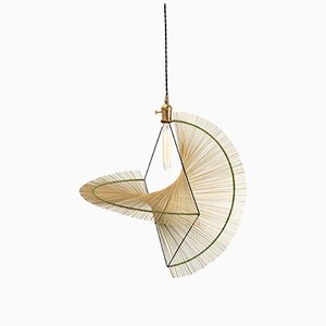 Ryar Light Umbrella Sedge Pendant by Kamaran