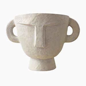Vaso Milo in ceramica di Julien Barrault, 2019
