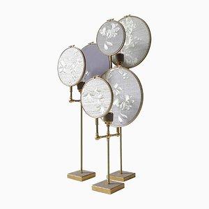 Lampes de Bureau par Sander Bottinga, 2019, Set de 3