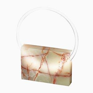 Lampe de Bureau en Onyx par Sabine Marcelis